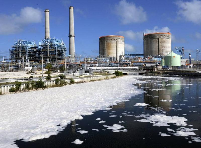 FPL wants to bill customers for fixing a saltwater plume moving from a cooling-canal system at FPL's Turkey Point nuclear into the water reserves underground.