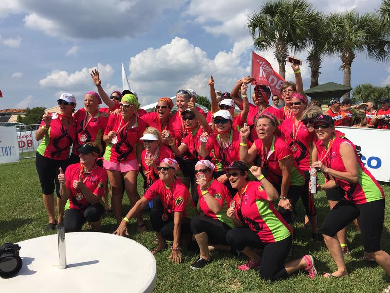 Team SIS placed second at the Space Coast Race
