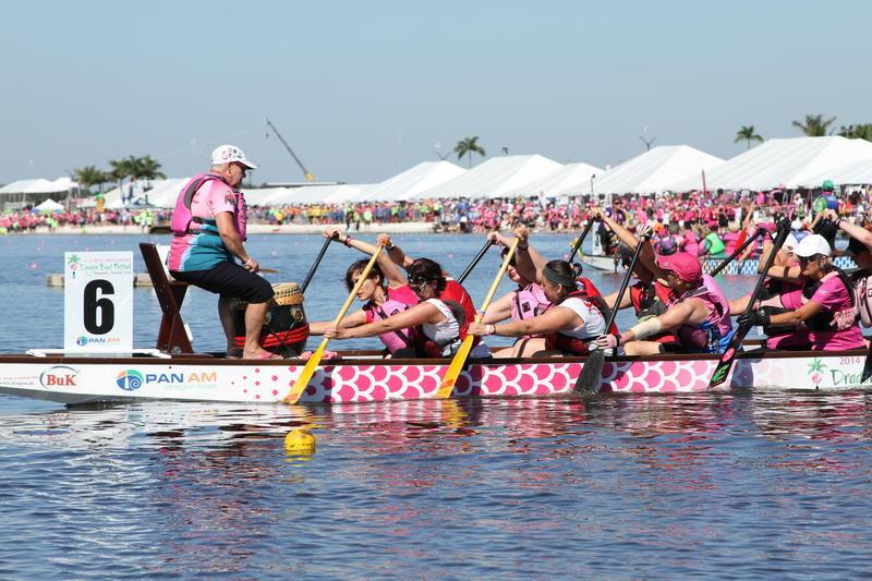 IBCPC Dragon Boat Festival, Sarasota Festival