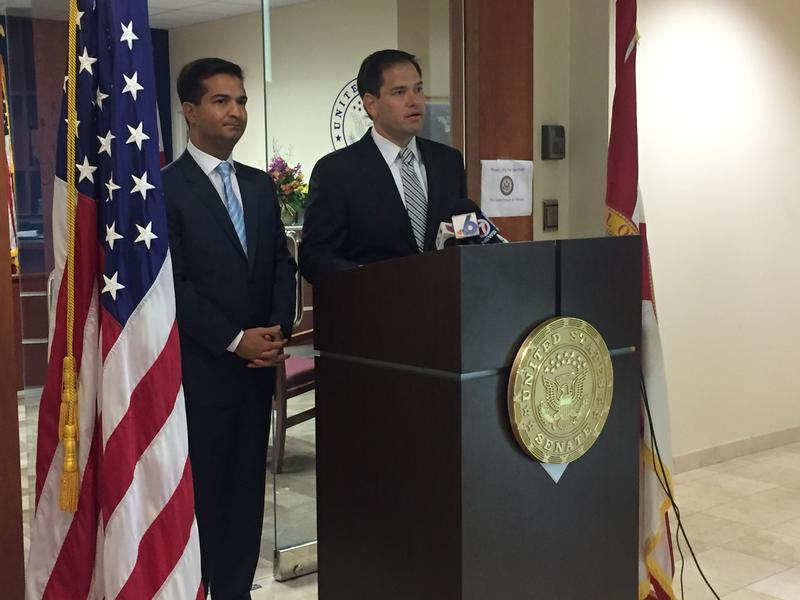 Marco Rubio and Carlos Curbelo