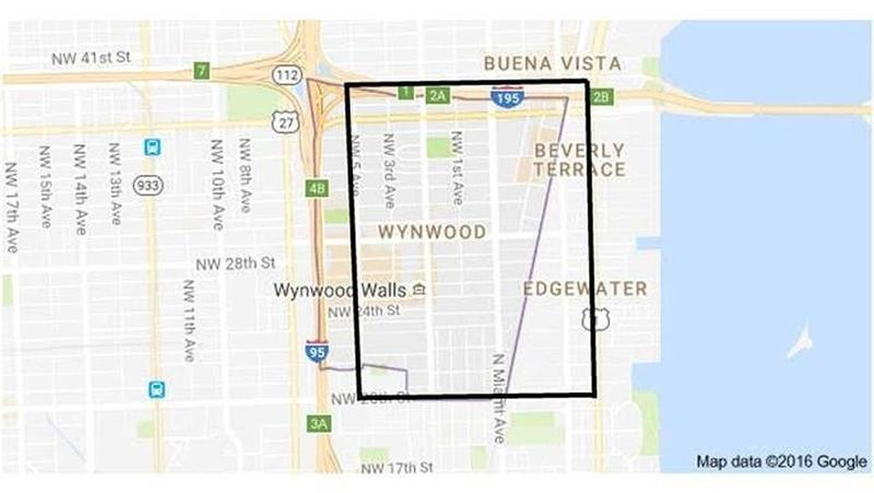 This DOH has identified active transmissions of the Zika virus within the boundaries of the following area: NW 5th Avenue to the west, US 1 to the the east, NW/NE 38th Street to the north and NW/NE 20th Street to the south.