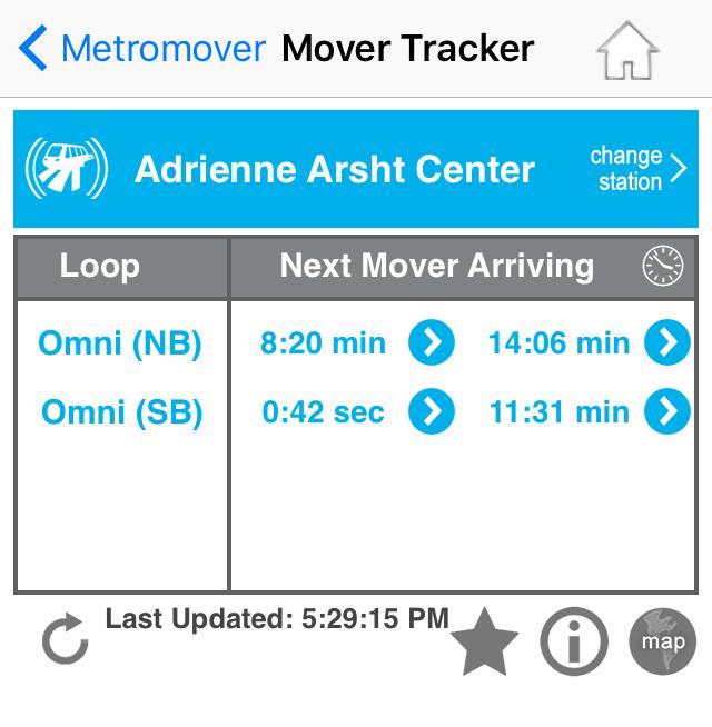 miami dade updates transit app offers free transit passes to