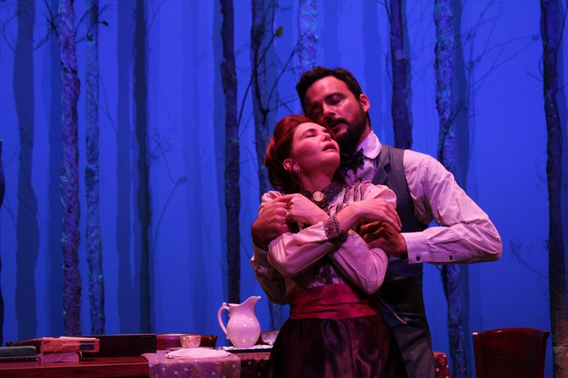 """Tio Vania,"" a Spanish-language production of Anton Chekhov's ""Uncle Vanya,"" opens this week at the Miami Dade County Auditorium's On Stage Black Box Theater."