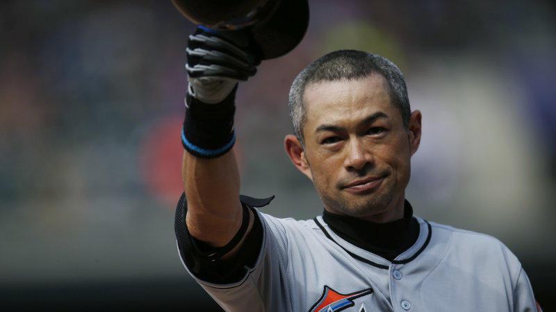 Mlb Suzuki Ichiro