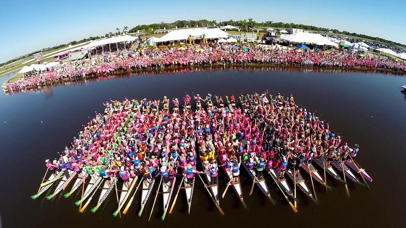 Dragon Boat Teams in Sarasota FL