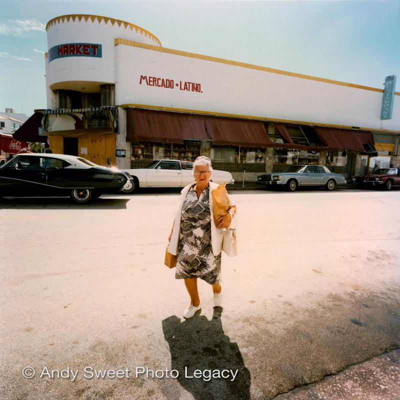 Photo Exhibit Reveals An Earlier South Beach Through The