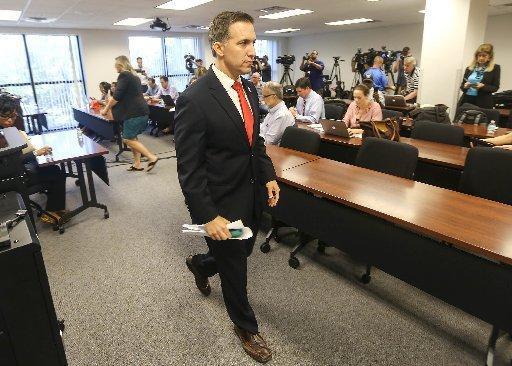 Palm Beach County State Attorney Dave Aronberg.