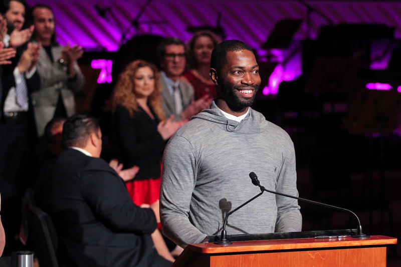Playwright Tarell Alvin McCraney was one of the winners of this year's Knight Arts Challenge with his proposal for a storytelling and film festival.