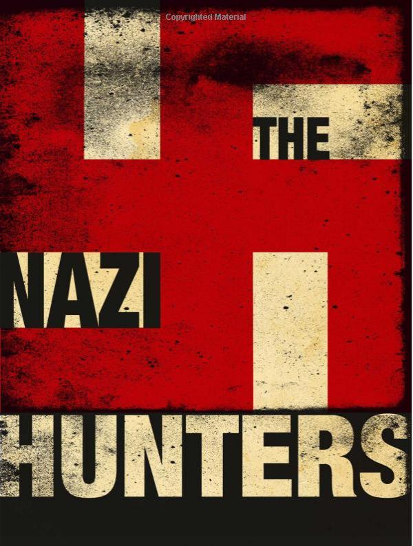 The Nazi Hunters book cover