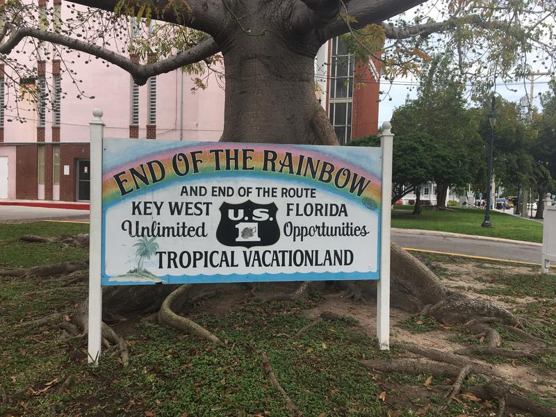 Key West has long prided itself on its all-are-welcomed-here  ethos.