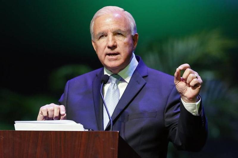 Miami-Dade Mayor Carlos Gimenez