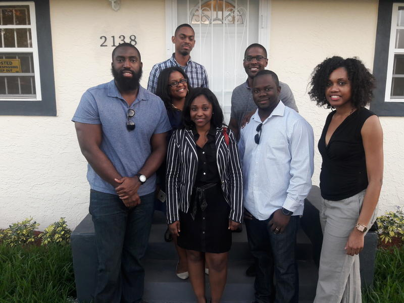 Miami Millenial Investment Firm, an all-black team of young investors, is building out a real estate portfolio in black Miami.