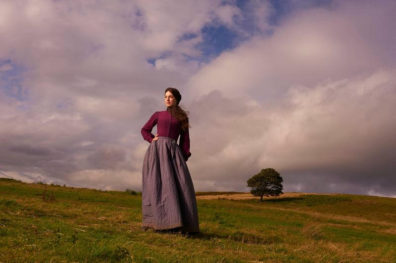 Jericho - Jessica Raine as Annie Quaintain