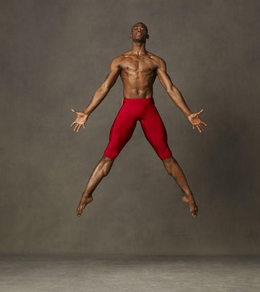"Angel Fraser-Logan Dance Company won a 2016 Knight Arts grant to bring ""Miami native and Alvin Ailey American Dance Theater's Jamar Roberts (pictured) to South Florida to mentor ... students, and to choreograph and perform new work."""