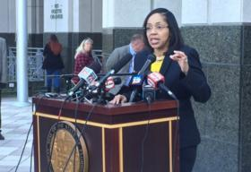 Orange-Osceola State Attorney Aramis Ayala has sued Gov. Rick Scott, challenging his ability to remove her from death penalty cases.