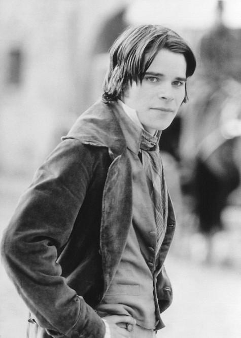 Hans Matheson in Les Misérables