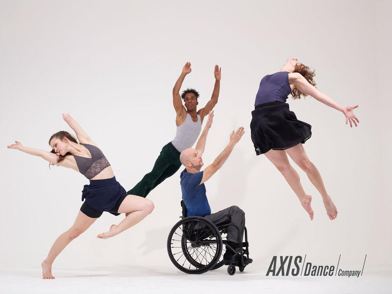 Karen Peterson Dancers has been putting dancers  with and without disabilities together on stage for years. The company won a 2016 Knight Arts Challenge grant to launch the first International Physically Integrated Dance Festival.