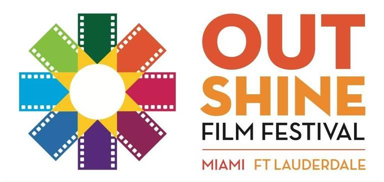 The new logo for the rebranded Outshine Film Festival, formerly known as the MiFo LGBT Film Festival.