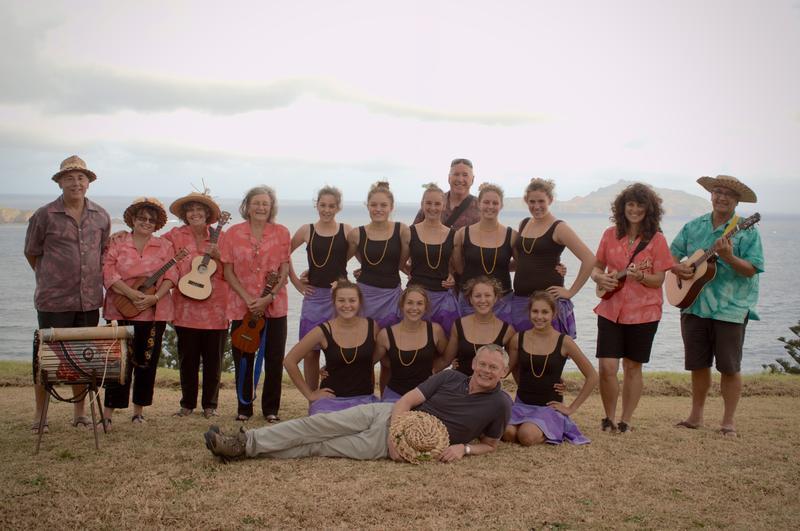 Martin visits Norfolk Island