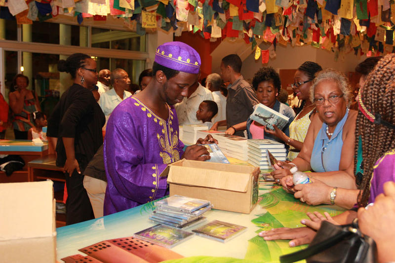 Books in Haitian Creole will take center stage at the Little Haiti Book Festival.