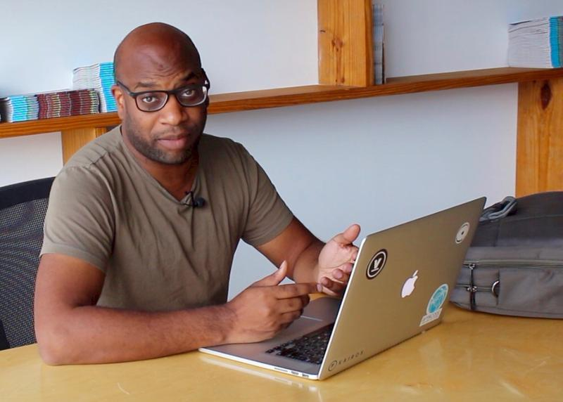 Brian Brackeen founded facial recognition software firm Kairos in 2012. He now has 16 full-time employees.