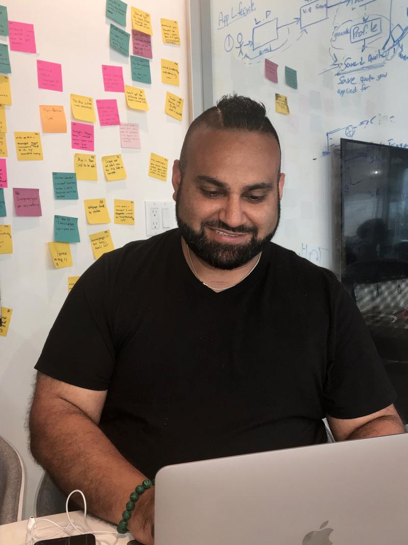 Nabyl Charania co-founded Rokk3r Fuel Venture Fund in March. He hopes to raise $150 million to invest in startups, including those coming out of his Rokk3r Labs cobuilding program in Miami and London.