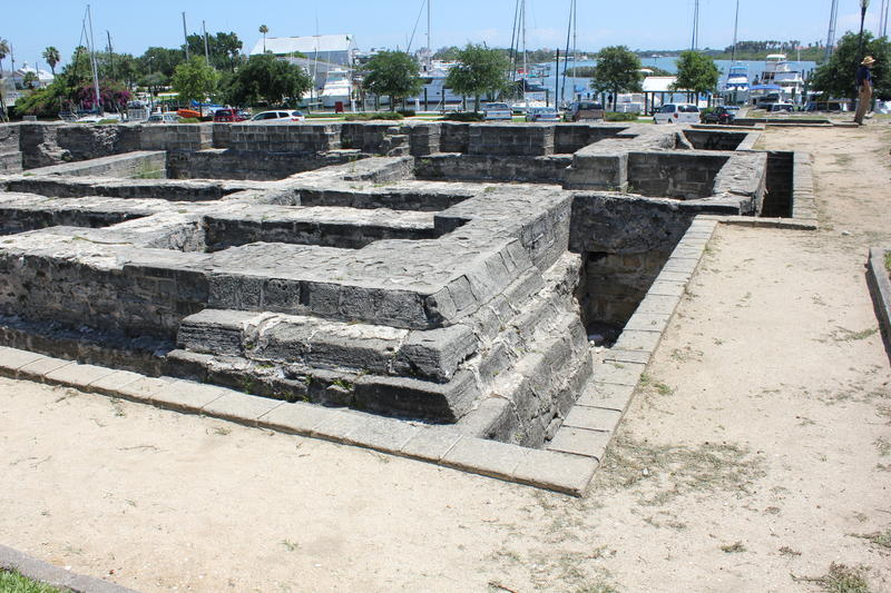 Mysterious Ruins in New Smyrna Beach