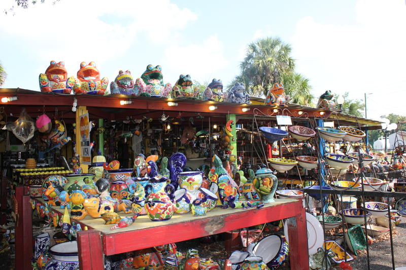 Roadside Market in Barberville, FL