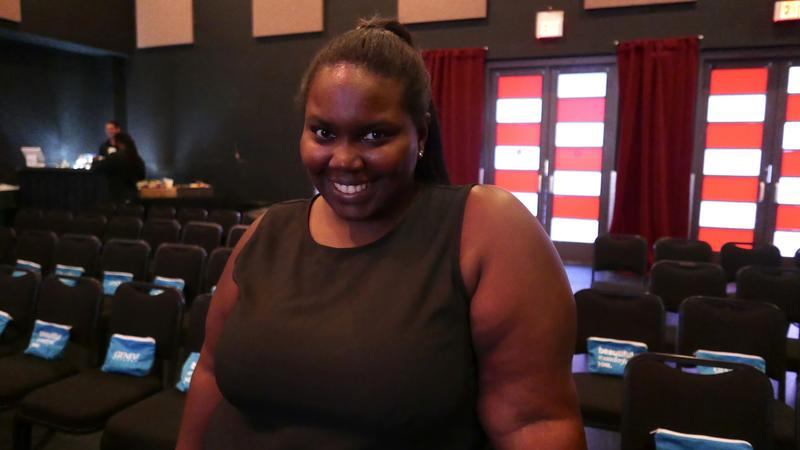 Organizer Sarah Williams has been working on Miami Curves Week for about two years.