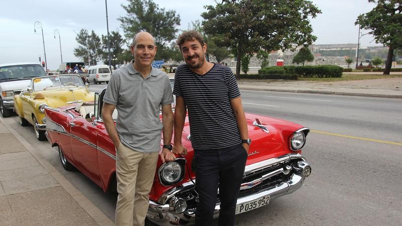 Weekend In Havana with Geoffrey Baer