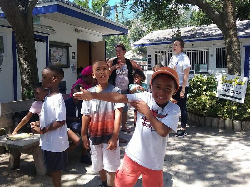 School may technically be out for the summer, but students in Pinellas County are able to attend a free six-week summer learning program.