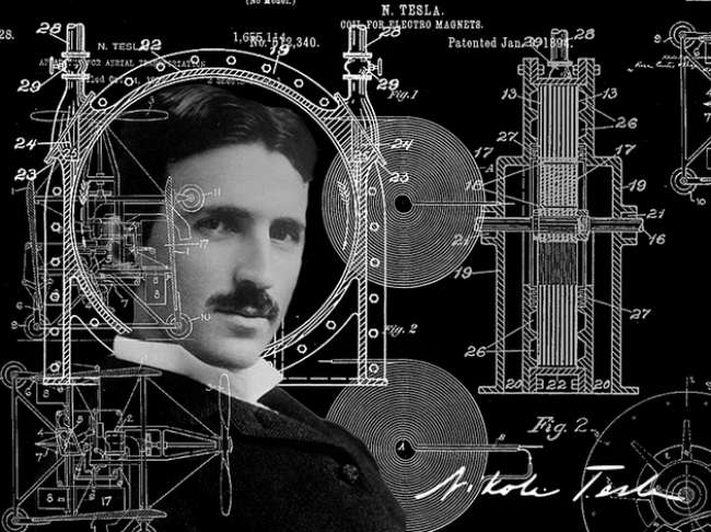 "The opera ""Tesla"" opens this week at the Colony Theatre in Miami Beach."