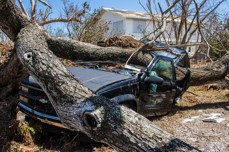 Recovery efforts continue in the Florida Keys, where authorities are doing door-to-door checks.