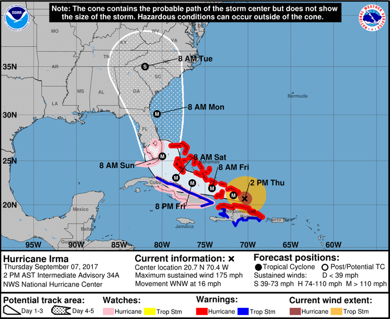 peter island hurricane irma