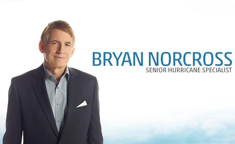 Bryan Norcross wants us to prepare.