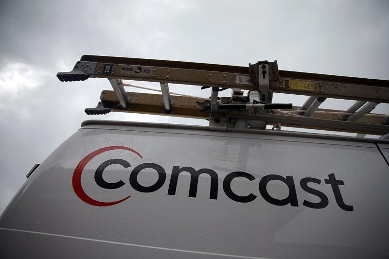 Many in southern Palm Beach County are without Comcast cable and WiFi service.