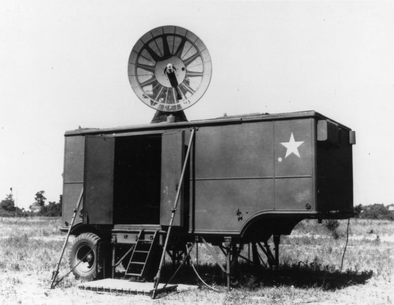 Mobil radar, 1941