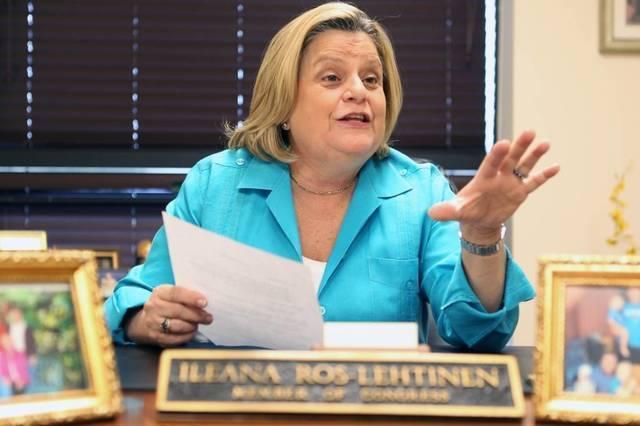 Image result for Congresswoman Ros-Lehtinen