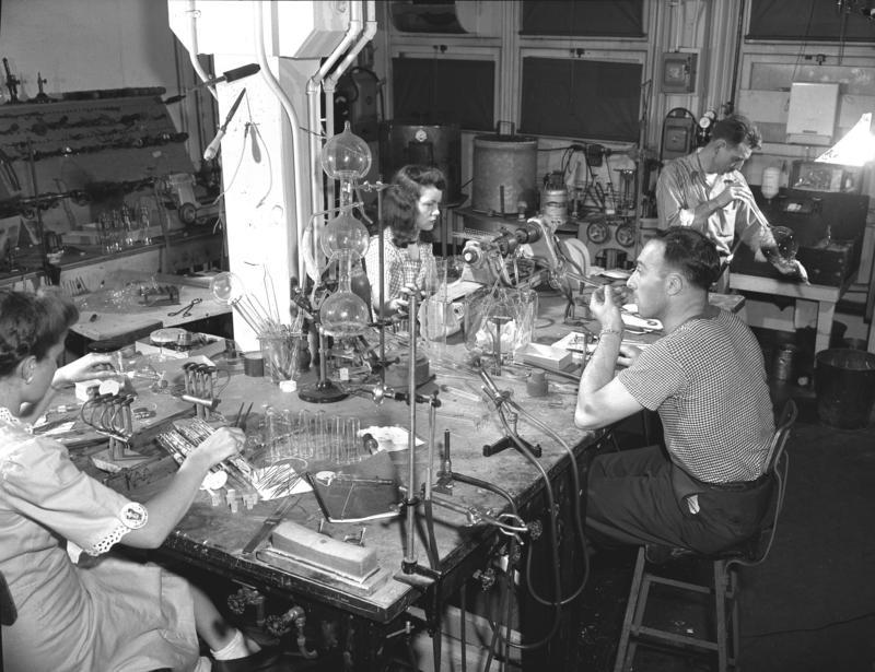 "MIT Radiation lab AKA ""Rad Lab"", 1943-1945"