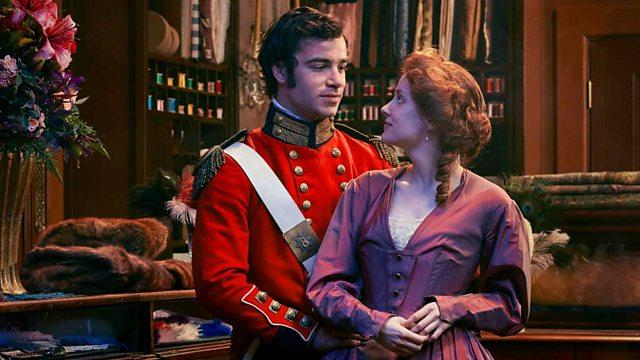 Captain James Hawdon (Ben Starr), Honoria Barbary (Sophie Rundle)