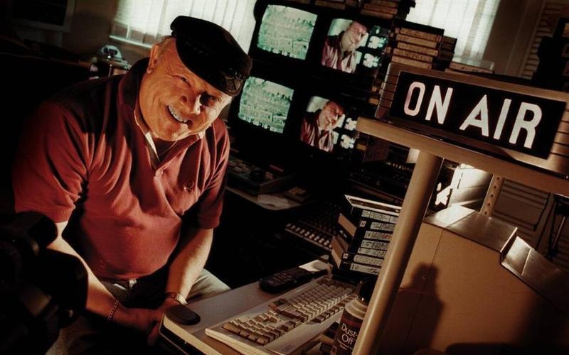 South Florida radio personality Rick Shaw