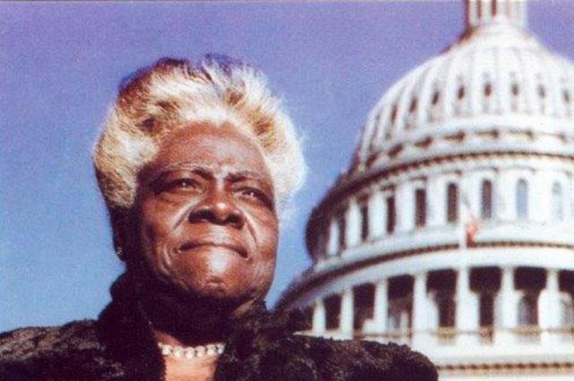 American educator, Mary McLeod Bethune, dedicated her life to create opportunites for African-Americans.