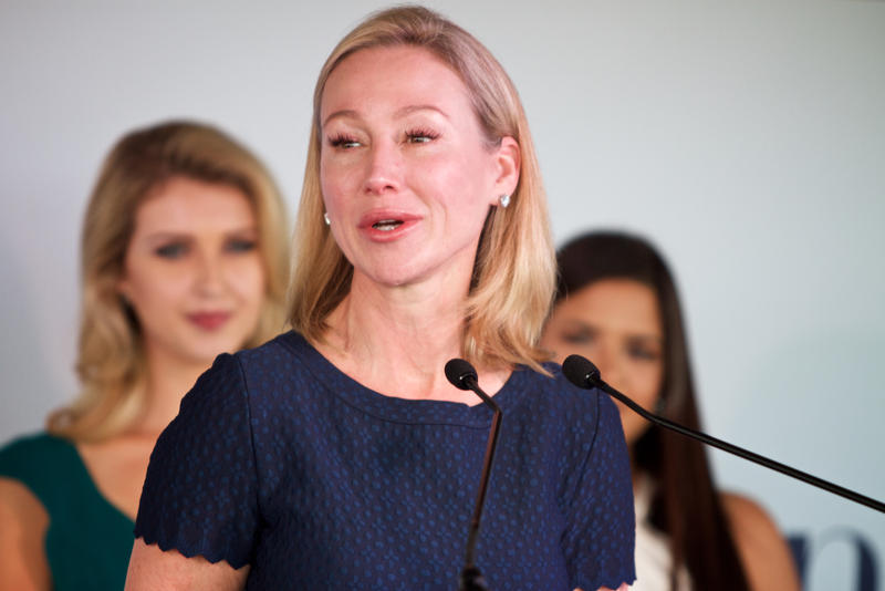 Stronach Group President Belinda Stronach says the company is working to modernize the sport of horse racing.