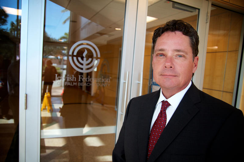 Former FBI special agent and executive Rusty Willis is the Jewish Federation of Palm Beach County's first Director of Community Security. Dec. 18, 2017.