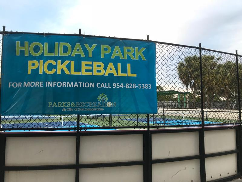 Holiday Park Pickleball