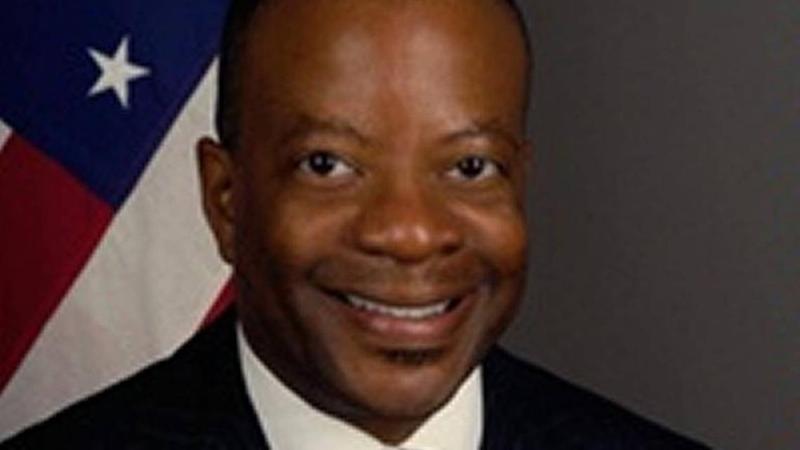 Todd D. Robinson, former U.S. ambassador to Guatemala, is the new head of the U.S. embassy in Venezuela.