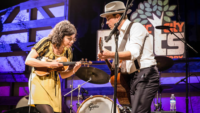 Texas songwriter and fiddler Carrie Rodriguez