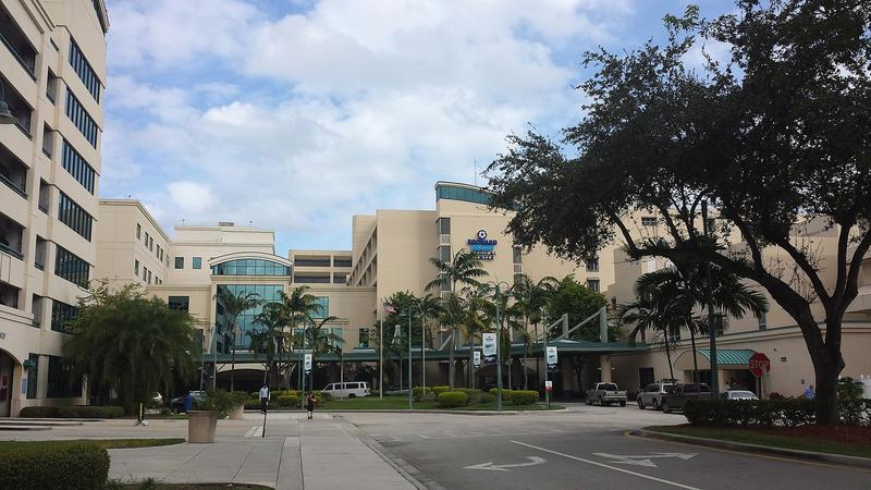 Broward Health Medical Center is one of the medical centers in South Florida equiped with a mass-casualty team, whcih was activated after the Stoneman shooting.