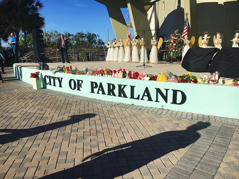 The Parkland community processes the aftermath of Wednesday's shooting that killed 17 people.