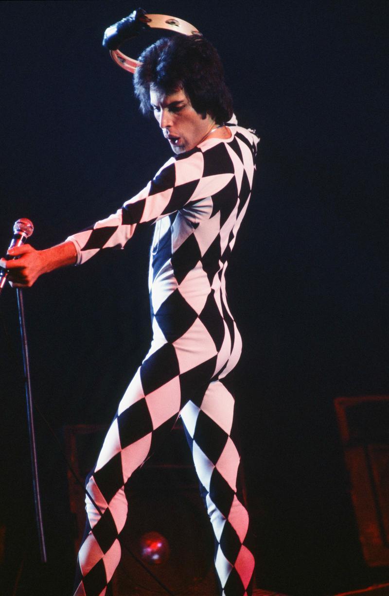 Freddie Mercury, Queen Rock The World